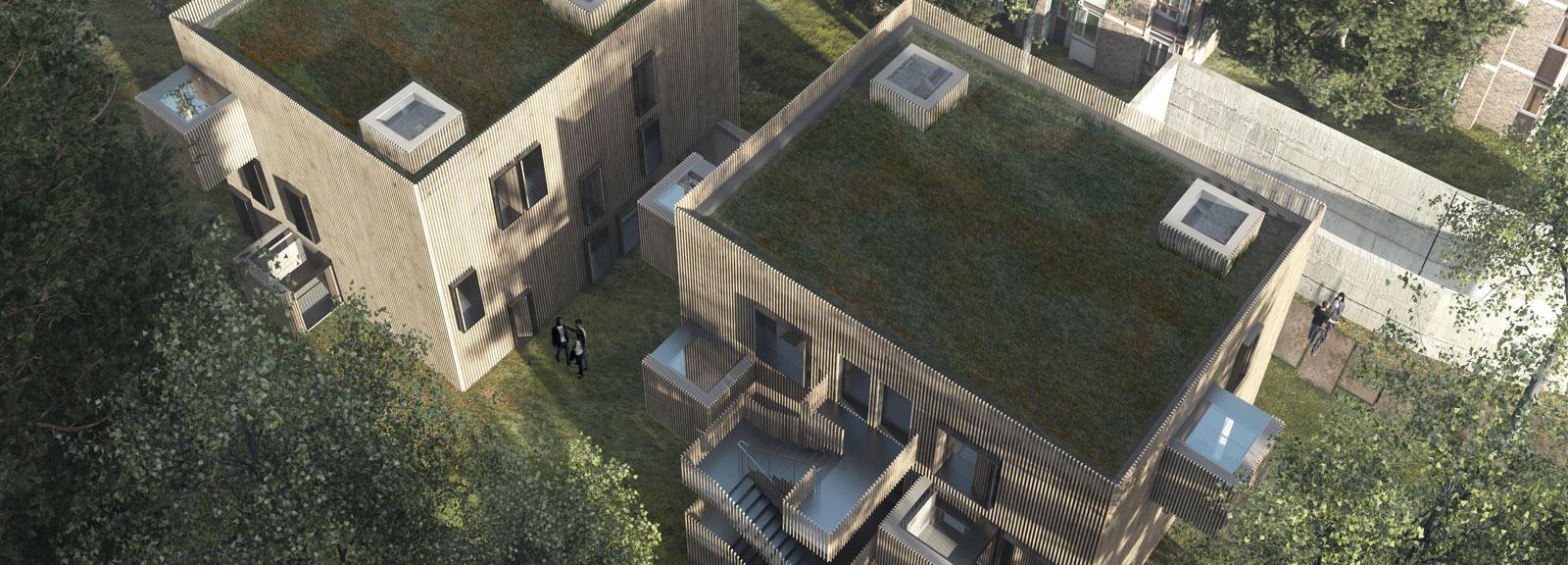 14 logements : densification